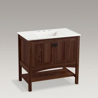 Marabou vanity   Ceramic/Impressions vanity-top sink