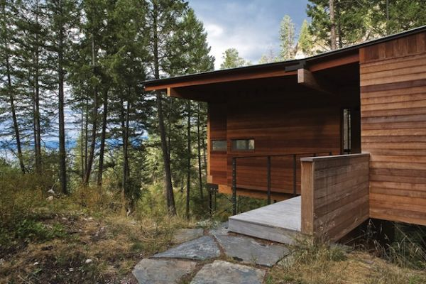 Cabin on Flathead Lake by Andersson-Wise Architects (4)