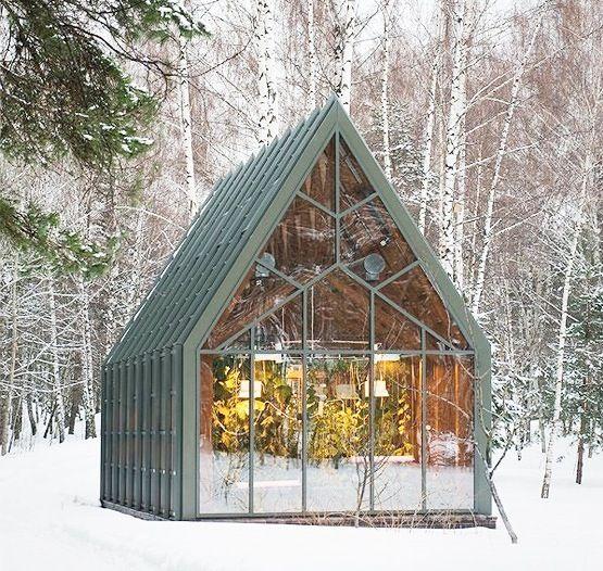 Pirogovo Resort Greenhouse by Totan Kuzembaev Architects (4)