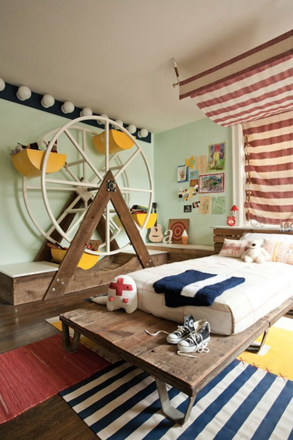 17 Creative and Whimsical Kids Rooms (3)