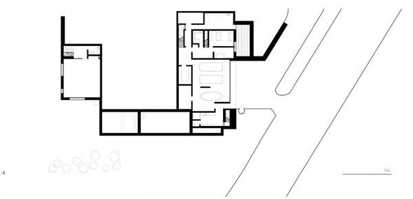 Buenos Mares Villa by RDR Arquitectos 26 Almost Secluded Villa On Uruguays Southern Coast