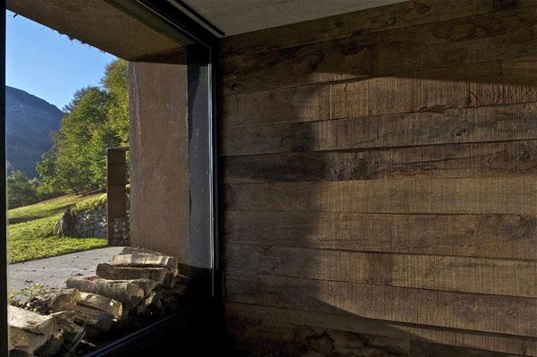 ppa barn extension 27 Picturesque Barn Extension in France by PPA Architects
