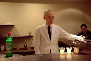 Gen Yamamoto's austere bar