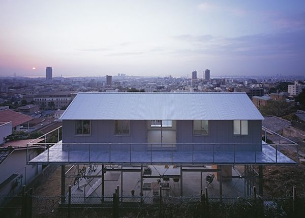 Glass Residence in Mt. Rokko by Tato Architects (6)