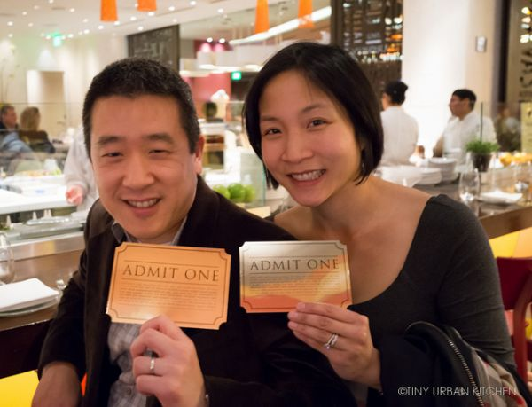 Golden Ticket e by Jose Andres
