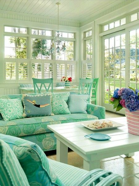 Sun Room Ideas 6