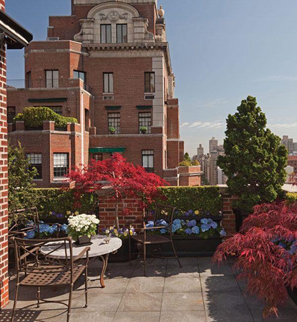 rooftop gardens 5 30 Rooftop Garden Design Ideas Adding Freshness to Your Urban Home