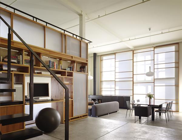 Simply Chic Losa Loft by Aidlin Darling Design (13)