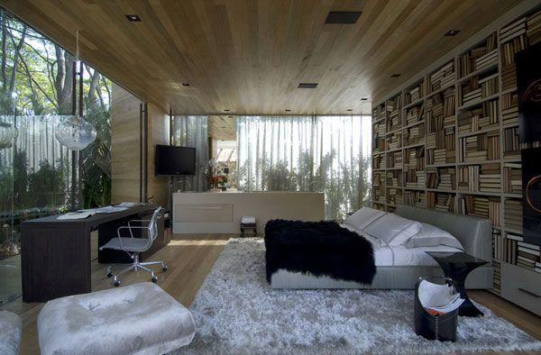 Loft 24 7 by Fernanda Marques Arquitetos Associados 9 Raw Materials And Brilliant Textures Displayed In Loft 24 7