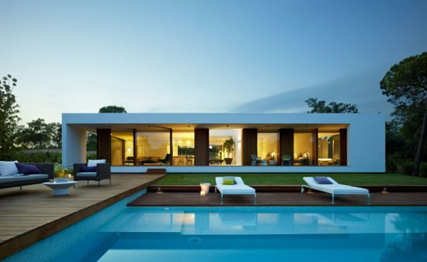 Villa Indigo 11 Deluxe Spanish Property Hiding a Large Infinity Pool: Villa Indigo