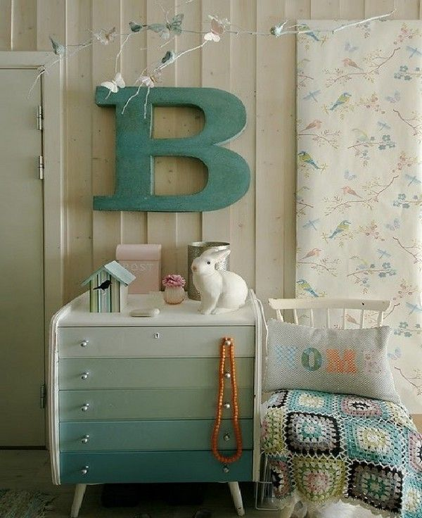 letters indoors 24 30 Creative Ways of Bringing Letters and Words Into Your Home