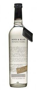 Boyd and Blair Vodka
