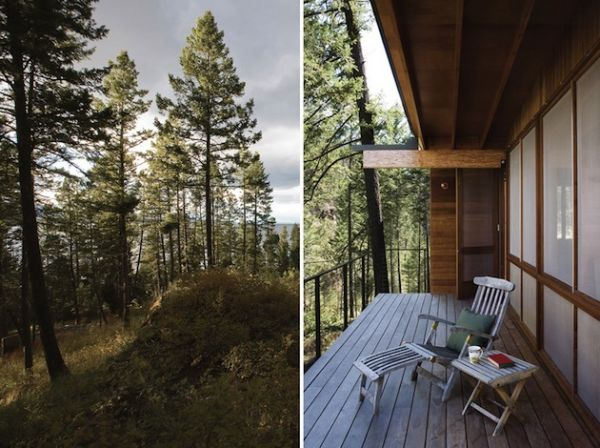 Cabin on Flathead Lake by Andersson-Wise Architects (5)