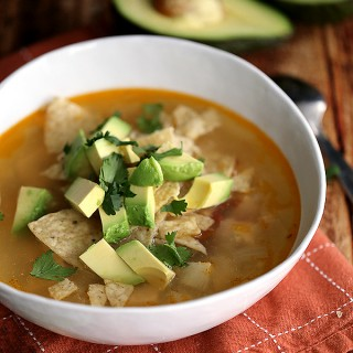 Chipotle Chicken Lime Soup by Melanie Makes | Epicurious Community ...