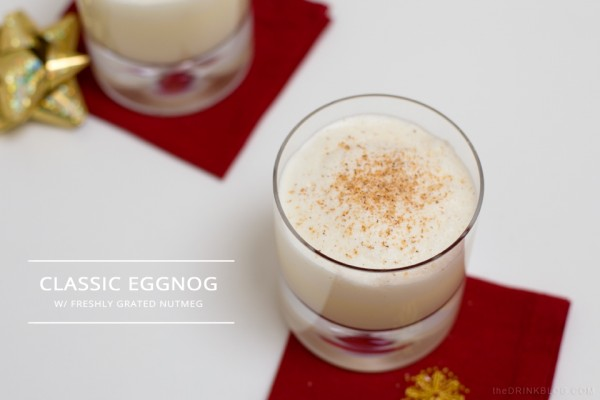 Classic Eggnog : Classic : DrinkWire