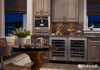 Jenn-Air® Euro-Style San Francisco Kitchen