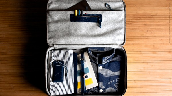 Hard Graft Carry On Suit Case 4