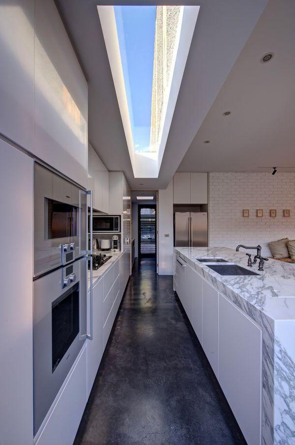 Kitchen Details1 Striking Modern Home With Simplistic Decorations in Melbourne, Australia