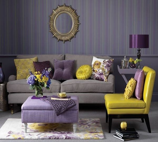 room color schemes 20 Creative Color Schemes Inspired By The Color Wheel