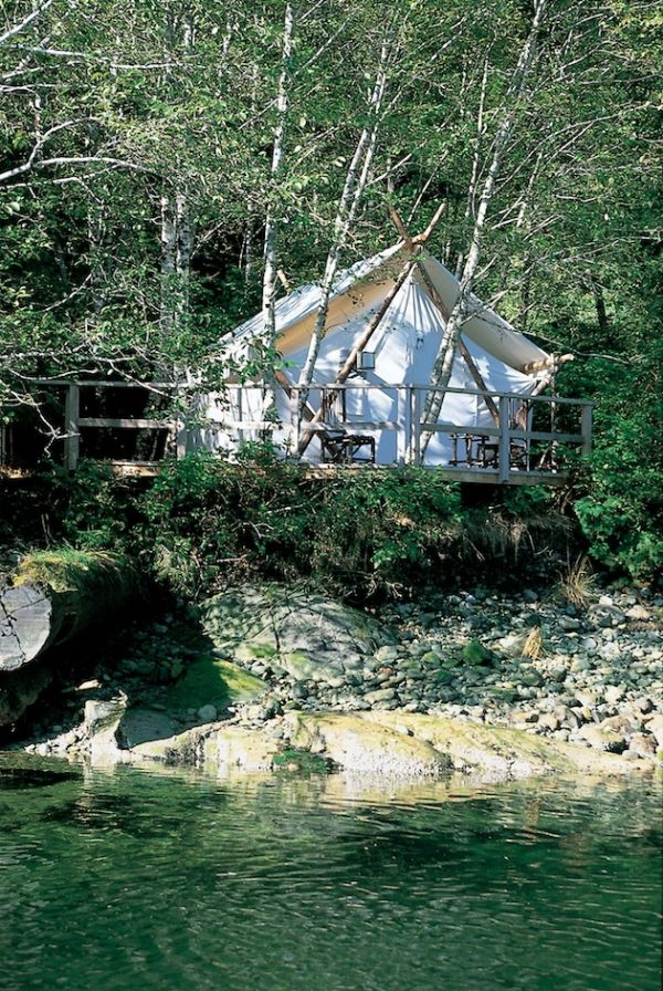 Clayoquot Wilderness Resort in British Columbia Canada (5)