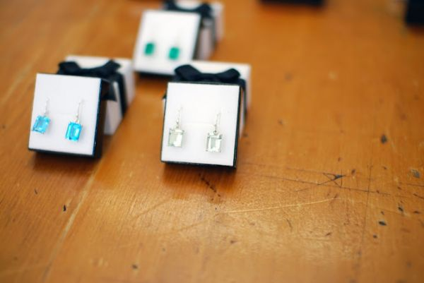 StyleRocks Jewel Custom DIY Drop Earrings