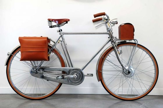 Chrome E Bike By Gessato Blog Details Style Syndicate