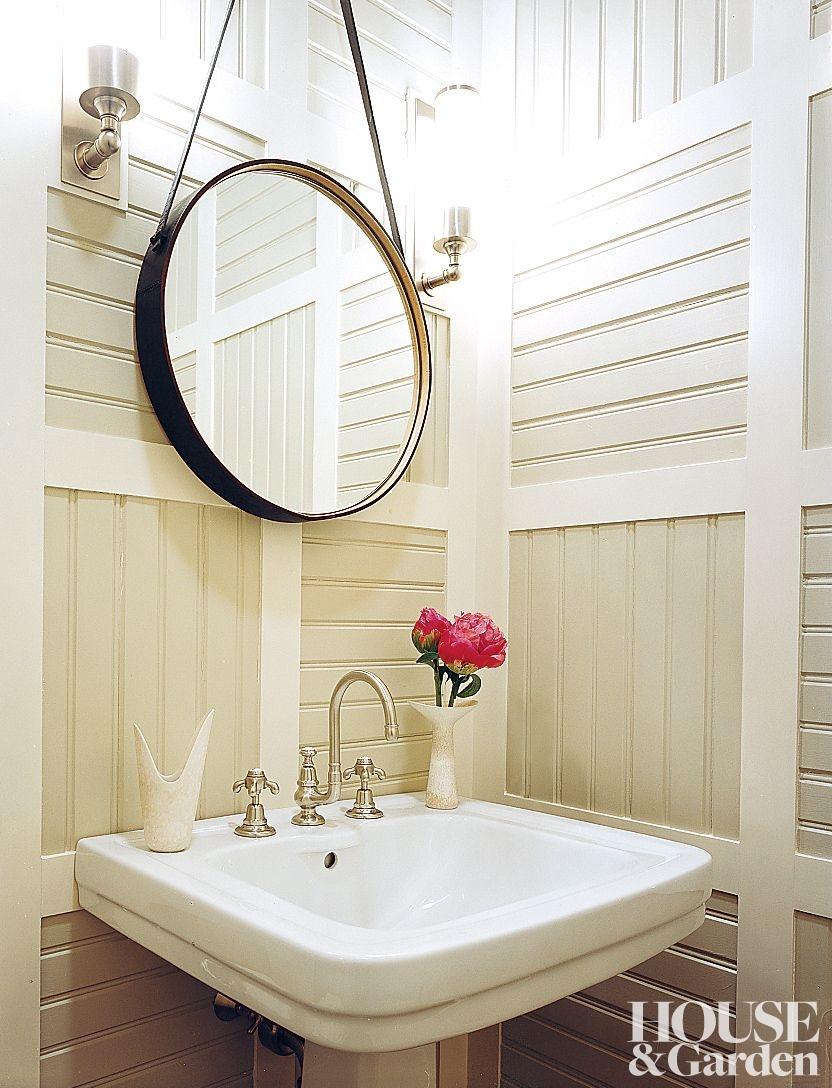 Beach Bathroom By Thom Filicia Inc AD DesignFile Home Decorating Photos