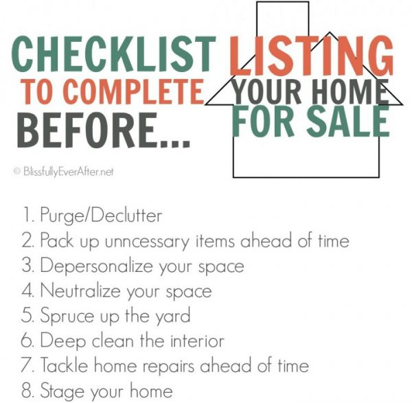 Checklist-to-complete-before-listing-your-home-for-sale