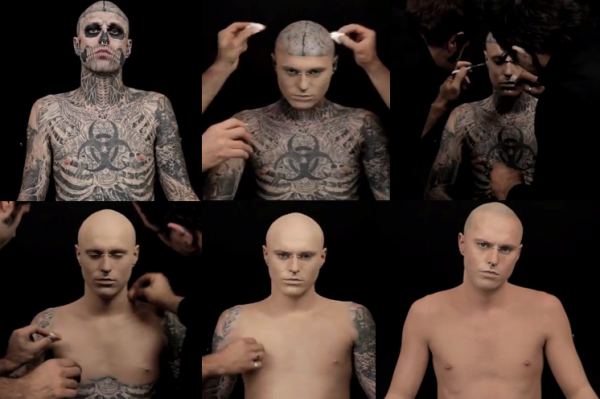 14 Dermablend Professional Uncover Zombie Boy