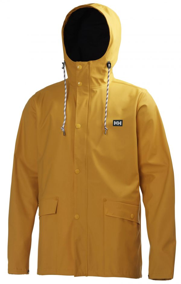 Clothing: Helly Hansen Lerwick Rain Jacket by Marcus Troy