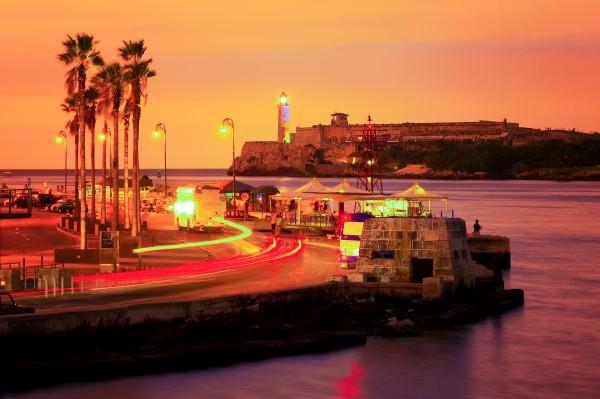 Havana El Morro Where to Go in 2015: Five Destinations Across the Globe