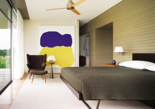 Contemporary Bedroom by Thad Hayes and Maryann Thompson in Massachusetts