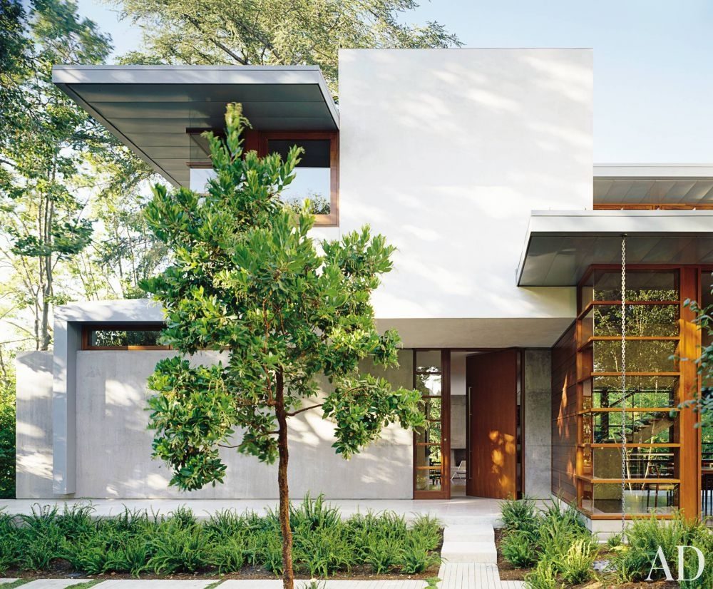 Contemporary exterior by mike witt ad designfile home for Alto design architects
