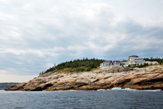 Contemporary Exterior by Ray Frizzell Design and Alexander Gorlin Architects in Ketch Harbour, Nova Scotia