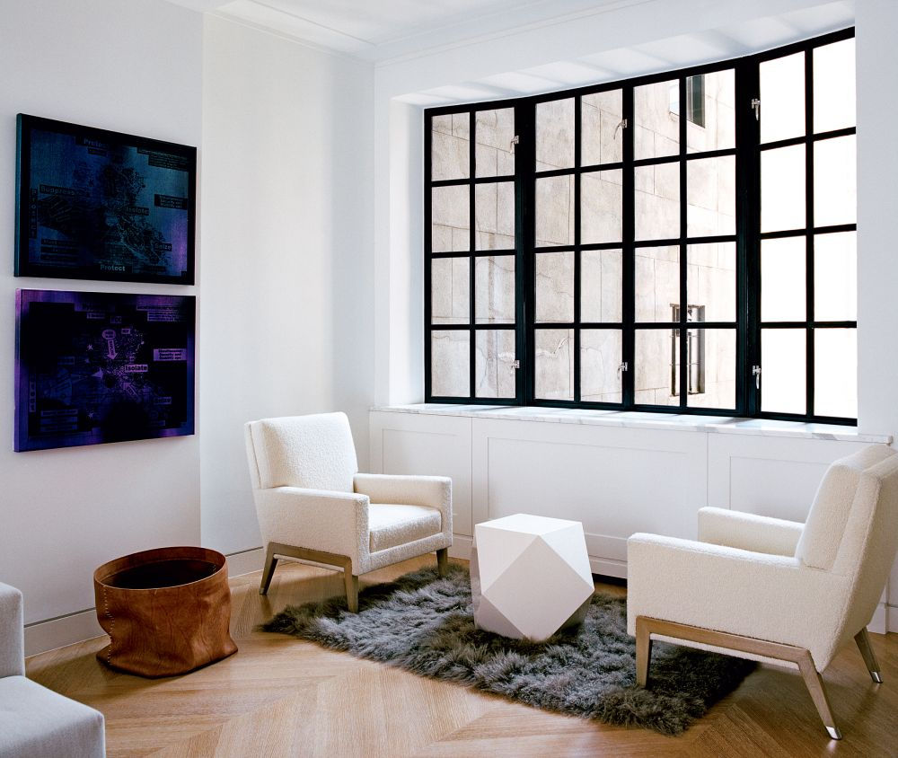 Contemporary living room by kevin roberts and timothy for Timothy haynes kevin roberts