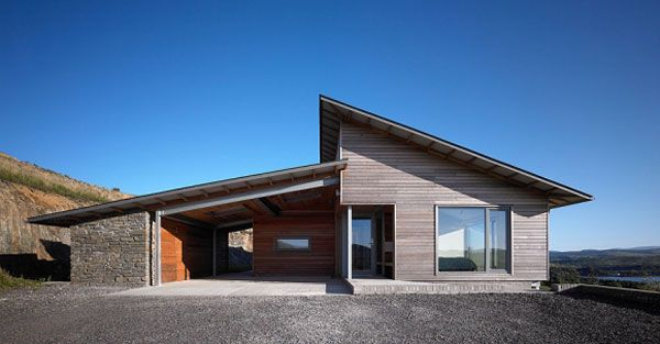 the houl house simon winstanley architects 7 580x303 Eco Friendly Residence on the Cliffs of Scotland by Simon Winstanley Architects