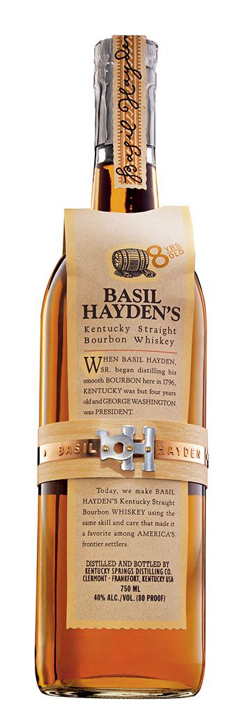 Basil Haydens Bourbon Review