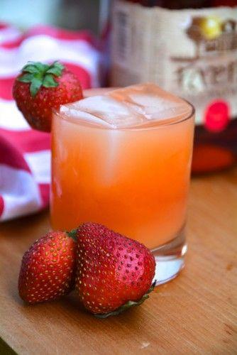Strawberry Firefly
