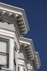 Italianate Roof