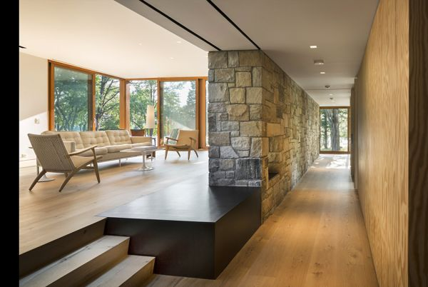 stonington residence 4 Renovated Historic House With Appealing Design Features in Connecticut