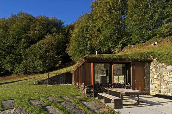ppa barn extension 11 Picturesque Barn Extension in France by PPA Architects
