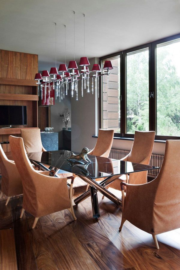 House near Moscow 4 Elegant Design and Personality Showcased by Modern House Near Moscow