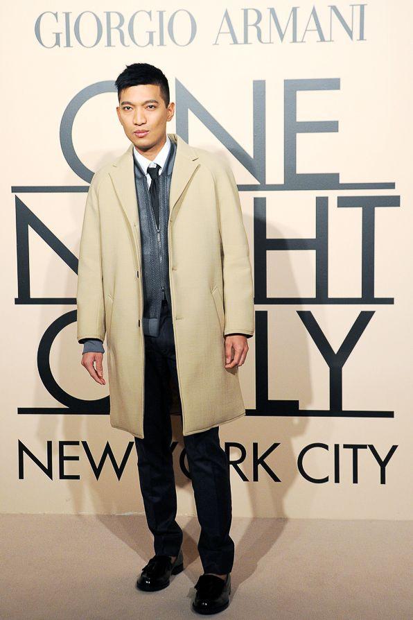Giorgio armani one night only new york city by bryanboy for Armani new york