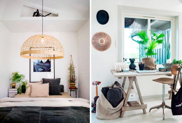Swedish Home Set Within Lush Greenery (2)