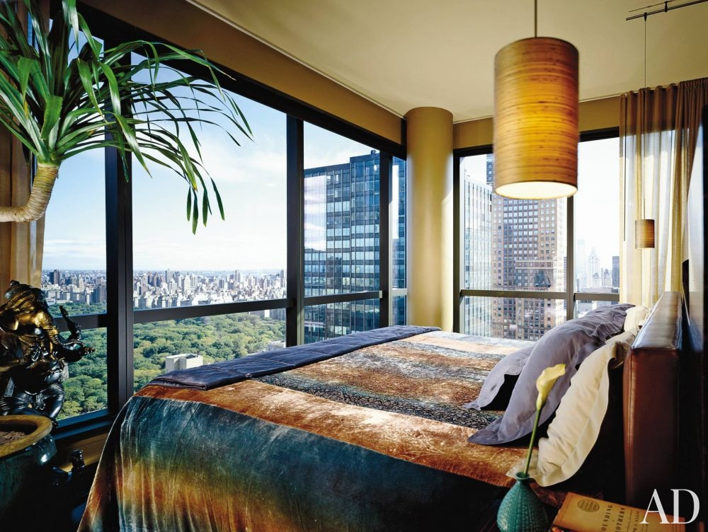 exotic bedroom by sherman williams design ad designfile