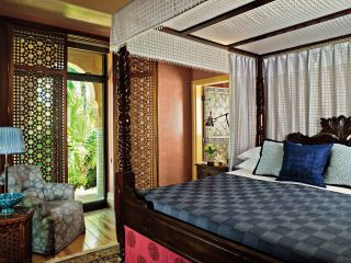Exotic Bedroom by TW Black Inc and Bender & Associates in Key West, Florida