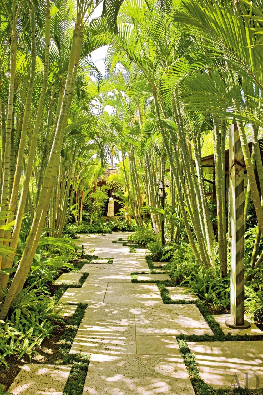 Exotic garden by werner design associates ad designfile for Exotic garden designs