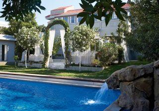 Exotic Pool and Perla Stefani Architecture in Ibiza