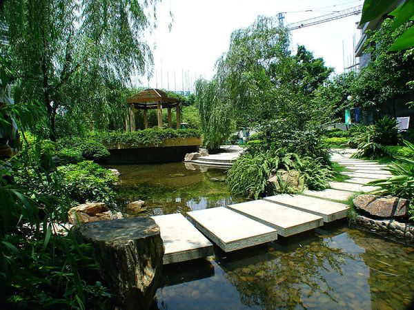 water walkway design 35 Lovely Pathways for a Well Organized Home and Garden