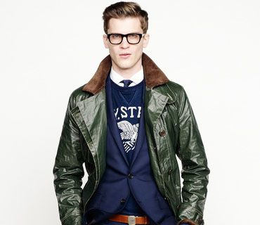 JCrew Fall 2013 Menswear